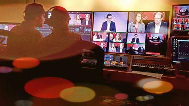 Plateau TV pour le groupe Edenred